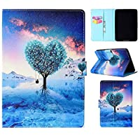 """Flip Case Fit Amazon Kindle Paperwhite 1/2/3 6.0"""", FlipBird Folio Stand Leather Cute Design Smart Cover with Auto Wake/Sleep Function for Girly Women Case for Amazon Kindle Paperwhite 1/2/3 6.0"""" Tree"""