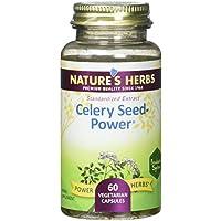 Semilla-Power apio, 450 mg, 60 cápsulas - Hierbas de la Naturaleza