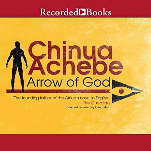 Arrow of God audiobook cover art