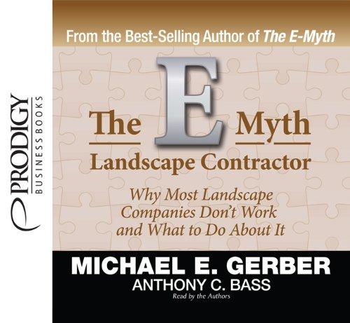 The E-Myth Landscape Contractor copertina