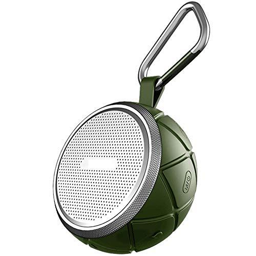 Byx- draagbare kleine luidspreker buitenshuis draadloze bluetooth-luidspreker waterdicht, stofdicht en anti-drop / 100 * 80 * 45 mm @
