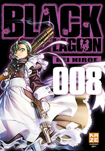 Black Lagoon - Tome 08
