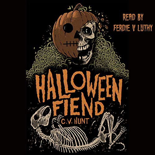 Couverture de Halloween Fiend