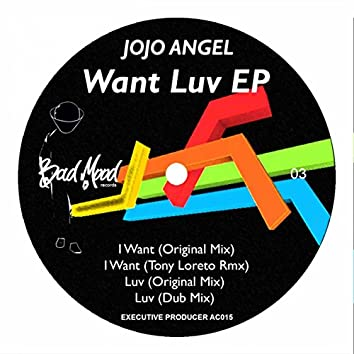 Want Luv EP