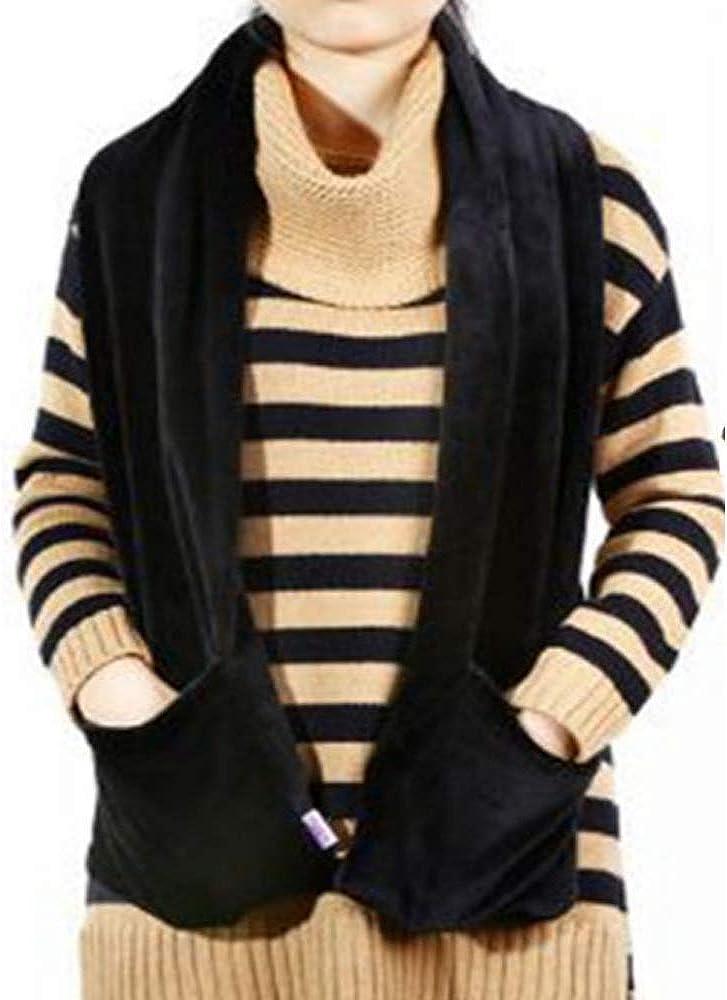 USB Heated Shawl Free Shipping New Scarf Ranking TOP2 Wrap with Pockets Neckwear Warming