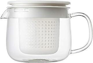 Muji Heat Proof Glass Pot, Small