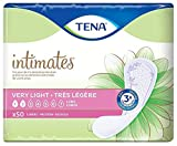TENA Intimates Very Light Bladder Control Liners for Women, 50 Count (Pack of 4)