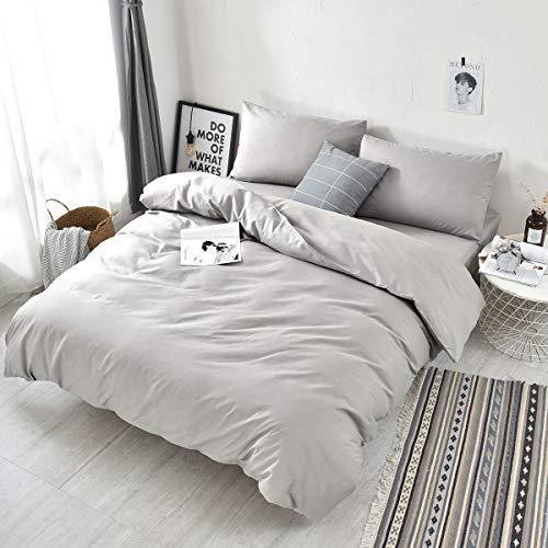 RUIKASI 4PCS Bedding Set Double ...