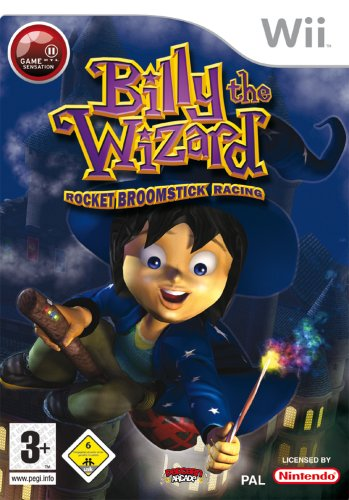 Billy the Wizard - Rocket Broomstick Racing [Edizione : Germania]