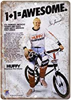Huffy Shimano BMX Racing ティンサイン ポスター ン サイン プレート ブリキ看板 ホーム バーために