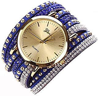 Geneva Casual Watch For Women Analog Leather - ZXLTPT