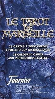 Le Tarot de Marseille (The Tarot of Marseilles) Tarot Card Deck (French Edition)