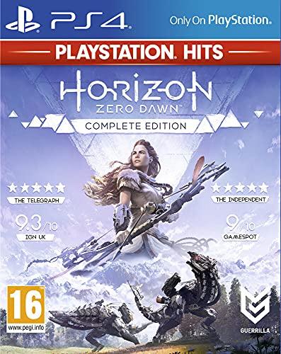 Horizon Zero Dawn Complete Edition HITS - PlayStation 4 [Edizione: Francia]