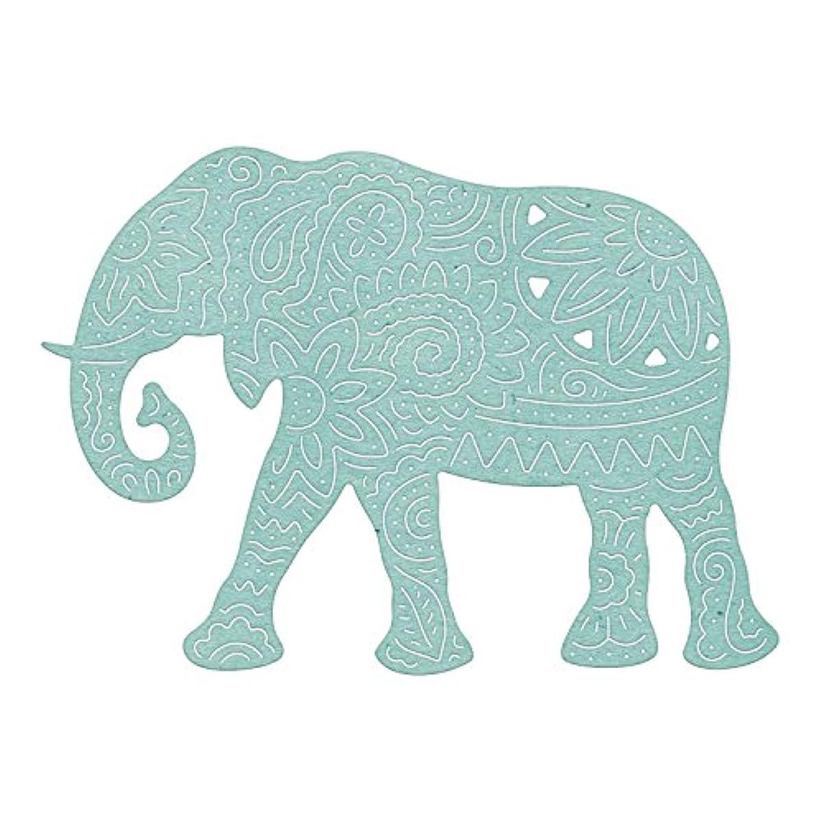 Cheery Lynn Designs Bohemian Collection Elephant Die