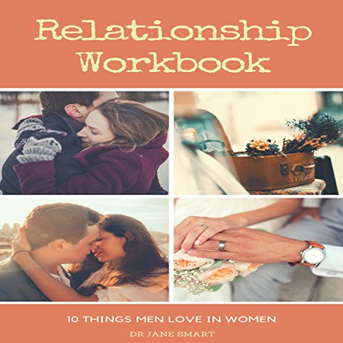 Relationship Workbook audiobook cover art