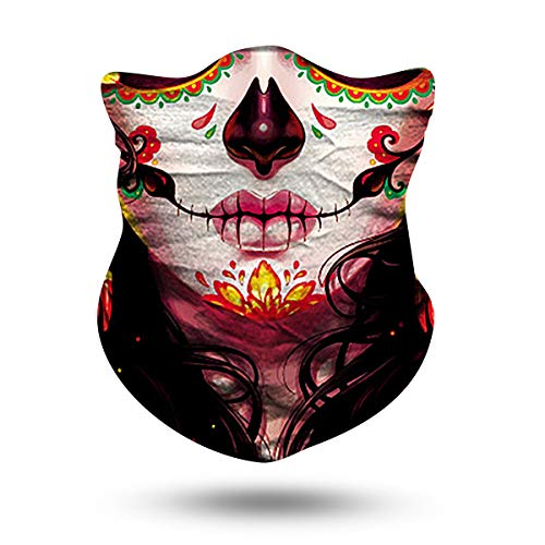 Funky Women's & Men's Face Covers Now $6.79