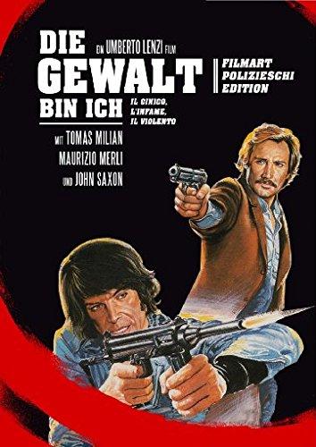 Die Gewalt bin ich - Filmart Polizieschi Edition