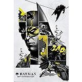 Batman 80's Anniversary Unisex Poster Mehrfarbig Papier 61