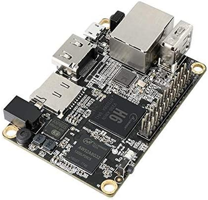 New product type ZKS-KS Mini PC Orange Pi One Plus 40% OFF Cheap Sale 64bit Develop H6 1GB Quad-core