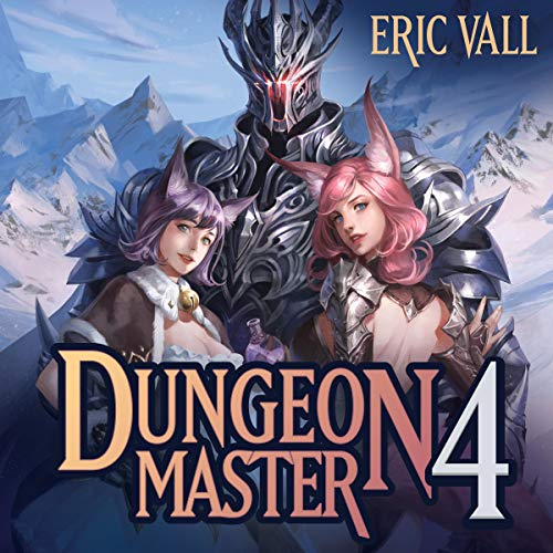 Dungeon Master 4 cover art
