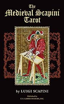 The Medieval Scapini Tarot  Premier Edition Tarot