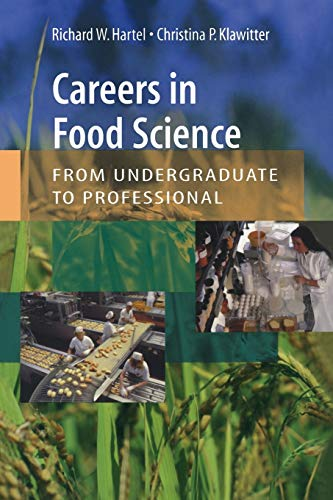 Careers in Food Science: From Undergraduate to Professionalの詳細を見る