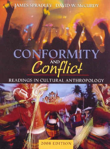 Conformity and Conflict, 2008 Edition (with MyAnthroKit Student Access Code Card)