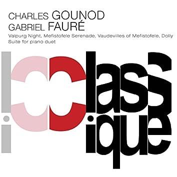 Gounod: Faust - Fauré: Dolly Suite, Op. 56