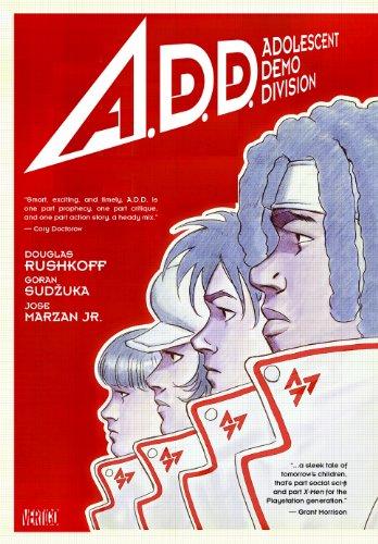 A.D.D.: Adolescent Demo Division (English Edition)