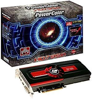 PowerColor AMD Radeon HD 7950 3GB GDDR5 ブーストステート DVI/HDMI/2Mini DisplayPort PCI-Express ビデオカード AX7950 3GBD5-2DHV4