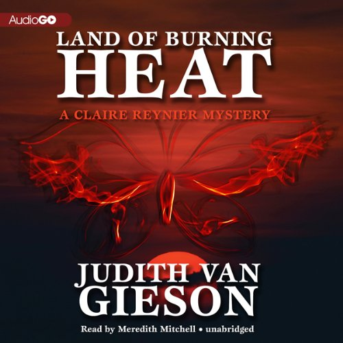 Land of Burning Heat audiobook cover art