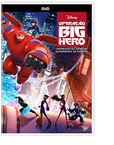Operação Big Hero [DVD]