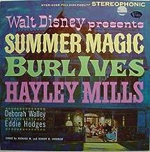 Walt Disney Present's Summer Magic