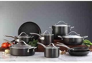 kirkland signature 15pc hard anodized cookware set