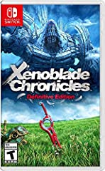 Discover the origins of Shulk as he and his companions clash against a seemingly-insurmountable mechanical menace Engage in real-time, strategic RPG battles by carefully positioning characters, selecting combat arts, and executing Chain Attacks Trave...