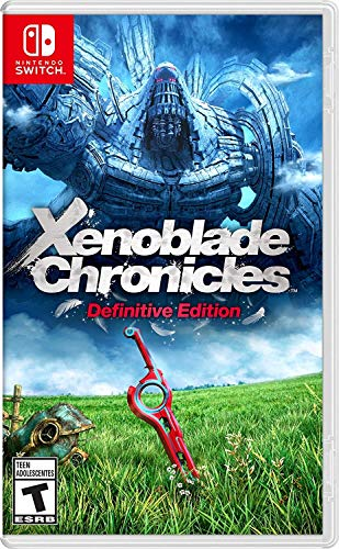 Xenoblade Chronicles: Definitive Edition -...
