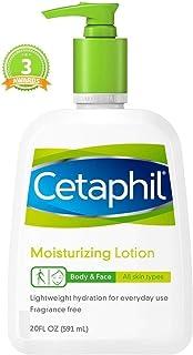 Cetaphil Moisturizing Lotion Body & Face 20 FL OZ (591ML)
