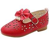 Babyschuhe Ballerinas/Dorical Mädchen Sommer rutschfeste Schuhe/Kinderschuhe mit Butterfly-Knot...