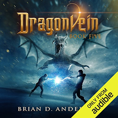 Dragonvein, Book Five cover art