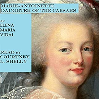 Marie-Antoinette, Daughter of the Caesars cover art
