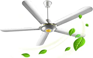 MAZHONG FANS Ventilador de techo Salón de casa Ventilador de techo de cinco hojas Ventilador de techo industrial-90W