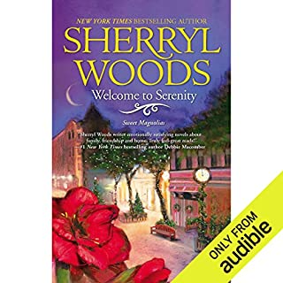 Welcome to Serenity                   Auteur(s):                                                                                                                                 Sherryl Woods                               Narrateur(s):                                                                                                                                 Liv Anderson                      Durée: 11 h et 56 min     Pas de évaluations     Au global 0,0
