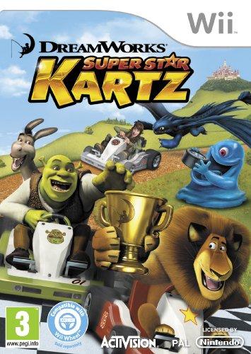 DreamWorks Super Star Kartz  [Edizione: Regno Unito]