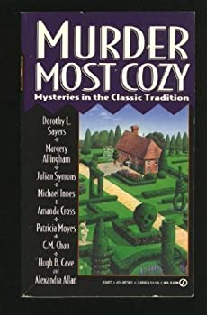 Murder Most Cozy: Mysteries in the Classic Tradition 0451174836 Book Cover