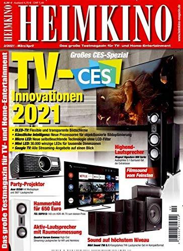 Heimkino smart-TV 2/2021
