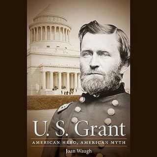 U.S. Grant audiobook cover art