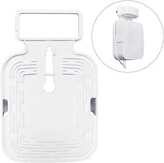 Holder for Samsung SmartThings Hub V2, Outlet Wall Mount Stand for Samsung SmartThings Smart Home Hub V2, White