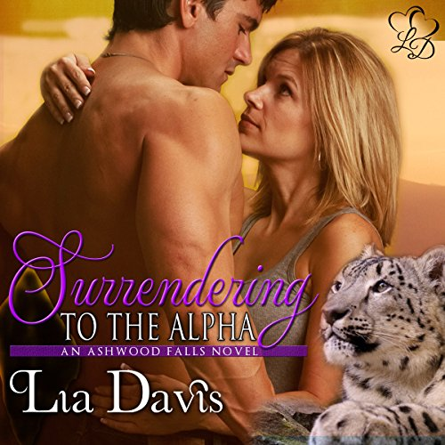Surrendering to the Alpha audiobook cover art