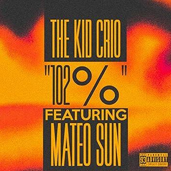 102% (feat. Mateo Sun)