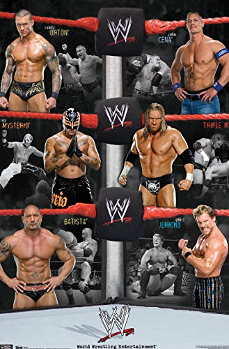 Trends International WWE Group Wall Poster 22.375' x 34'